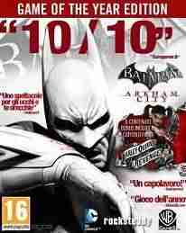 Descargar Batman Arkham City Game Of The Year [MULTI][MACOSX][MONEY] por Torrent
